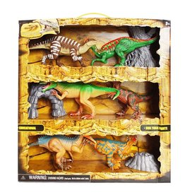 TEDCO Dinosaur World Playset