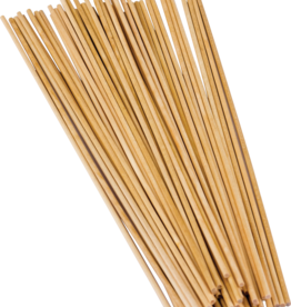 TCR 1/8 Inch Wood Dowels 100 Pieces
