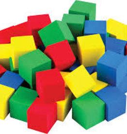 TCR 3/4 Inch Foam Cubes
