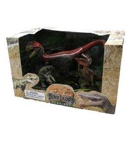 TEDCO Velociraptor play set