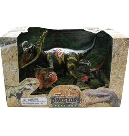TEDCO dilophosaurus Play Set