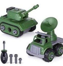 iplay ilearn Take-A-Part Military Set