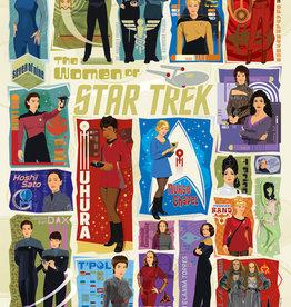 Cobble Hill 1000 Piece The Women of Star Trek