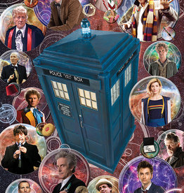 Cobble Hill 1000 Piece Doctor Who: The Doctors