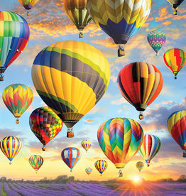 Cobble Hill 1000 Piece Hot Air Balloons