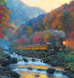 Cobble Hill 1000 Piece Smoky Train