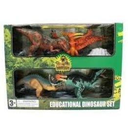 TEDCO Dinosaur Set of 4 Pack C