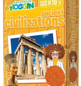 Outset Games Prof. Noggin's Ancient Civilizations