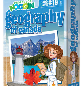 Outset Games Prof. Noggin's Geography of Canada
