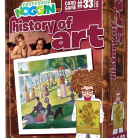 Outset Games Prof. Noggin's History of Art