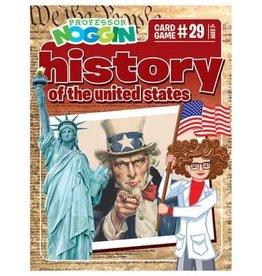 Cobble Hill Prof. Noggin's History of the US