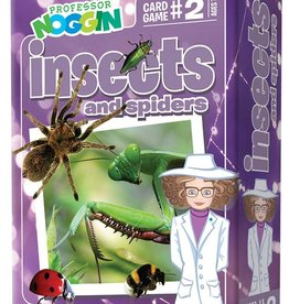 Cobble Hill Prof. Noggin's Insects and Spiders