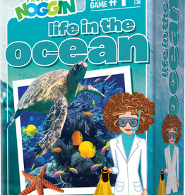 Cobble Hill Prof. Noggin's Life in the Ocean