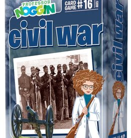 Cobble Hill Prof. Noggin's Civil War