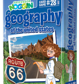 Cobble Hill Prof. Noggin's Geography of the US