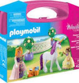 Playmobil Princess Unicorn Carry Case