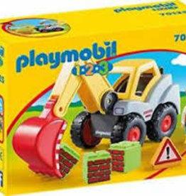 Playmobil Shovel Excavator