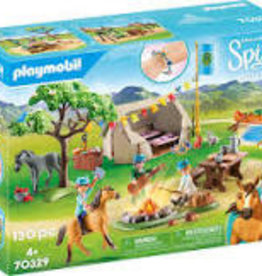 Playmobil Summer Horse Campground 70329