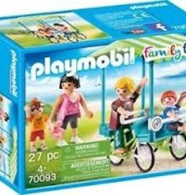 Playmobil Family Bicycle 70093