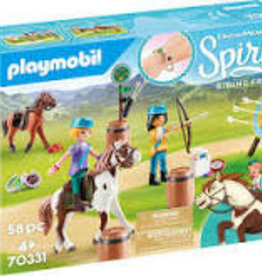 Playmobil Horse Archery Adventure 70331