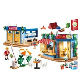 Playmobil Large Campground Family Fun 70087