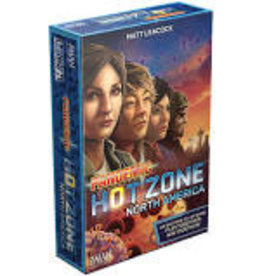 ZMan Games Pandemic Hot Zone North America