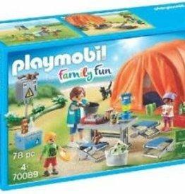 Playmobil Family Camping Trip 70089