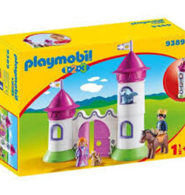 Playmobil 123 Castle with Stackable Towers 9389