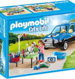 Playmobil Mobile Pet Groomer 9278