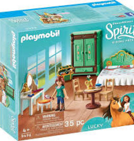 Playmobil Lucky's Bedroom 9476
