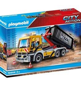 Playmobil City Action Interchangeable Truck 70444