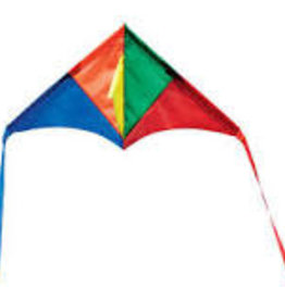 Melissa & Doug Mini Rainbow Delta Kite
