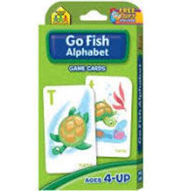 School Zone Go Fish Alphabet