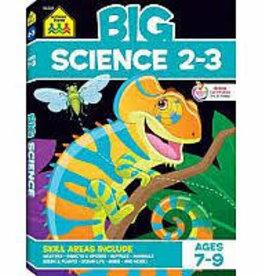 School Zone Big Book of Science