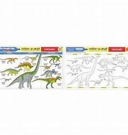 Learning Mat-Dinosaurs
