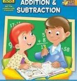 School Zone addition and subtraction 1-2