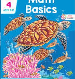 School Zone Math Basics Grade 4