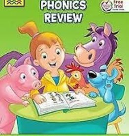 School Zone Phonics Review grade 2-3