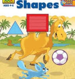 School Zone Shapes - Preschool