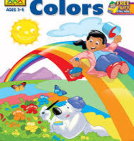 School Zone Colors preschool
