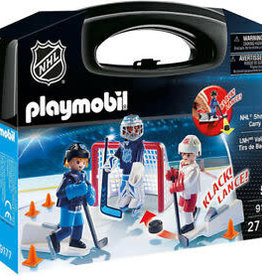 Playmobil NHL Shootout Carry Case 9177