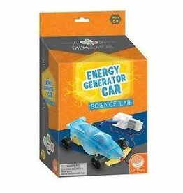 MindWare Energy Generator Car
