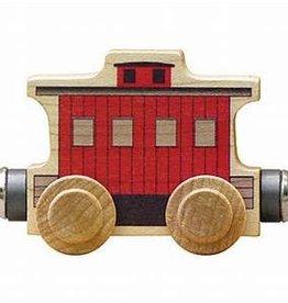 Maple Landmark Wooden Train Classic Caboose