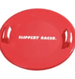 Slippery Racer Saucer Sled red