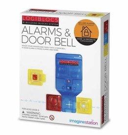 logiblocs Alarms and Door Bell