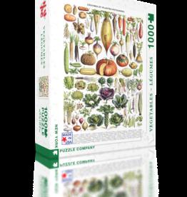 New York Puzzle Vegetables - Legumes 1000 PCS