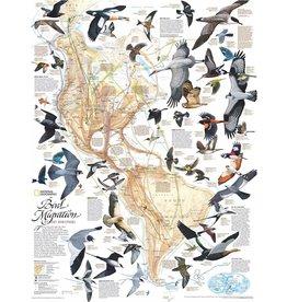 New York Puzzle Bird Migration 1000 PCS