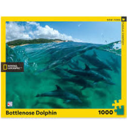 New York Puzzle Bottle Nose Dolphin 1000 pc