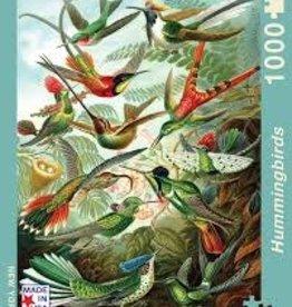 New York Puzzle Hummingbirds 1000 pc