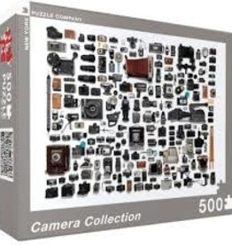 New York Puzzle Camera Collection 500pcs